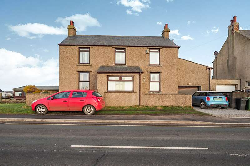 3 Bedrooms Semi Detached House for sale in Allonby, Maryport, Cumbria, CA15