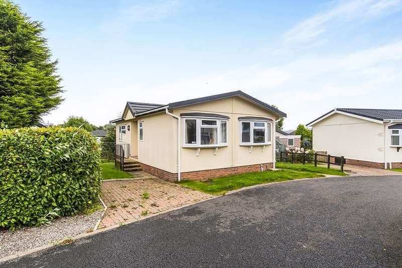 2 Bedrooms Detached Bungalow for sale in Fell View Park, Gosforth, Seascale, Cumbria, CA20