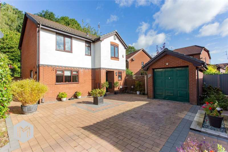 4 Bedrooms Detached House for sale in Applecross Close, Birchwood, Warrington, Cheshire, WA3