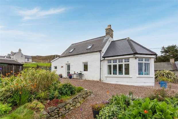 2 Bedrooms Detached House for sale in Brawview, Bettyhill, Thurso, Highland