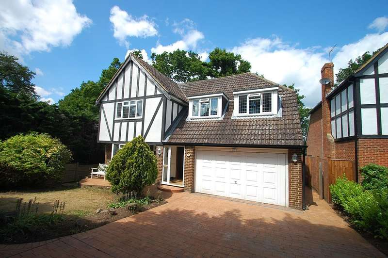 5 Bedrooms Detached House for sale in Ridgemount End, Chalfont St. Peter, SL9