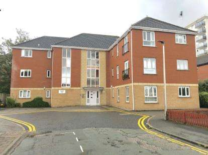 2 Bedrooms Flat for sale in Stamford House, 21 Nelson Street, Chester, Cheshire, CH1