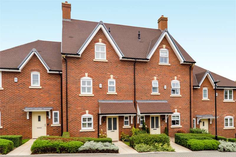 4 Bedrooms Terraced House for sale in Teasel Down, Warfield, Berkshire, RG42