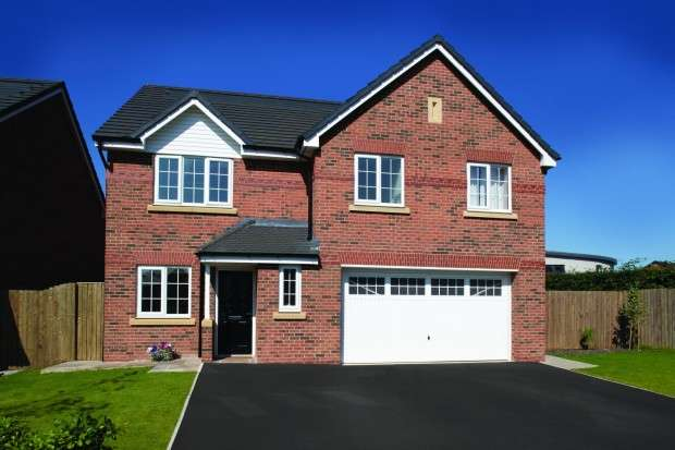5 Bedrooms Detached House for sale in Plot 13 The Cavendish Kingsley Manor, Lambs Road, , FY5