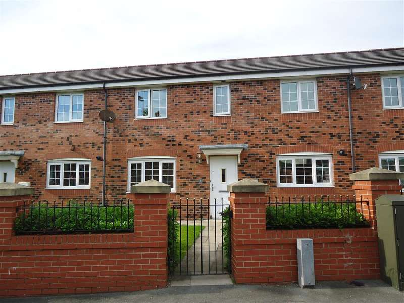 3 Bedrooms Mews House for rent in Derby Road, Wesham