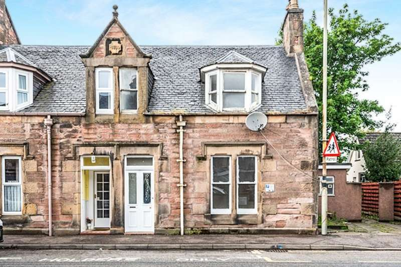 4 Bedrooms Semi Detached House for sale in Tomnahurich Street, Inverness, IV3