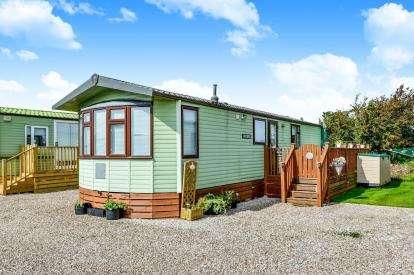 2 Bedrooms Mobile Home for sale in Carr Lane, Middleton, Morecambe, Lancashire, LA3