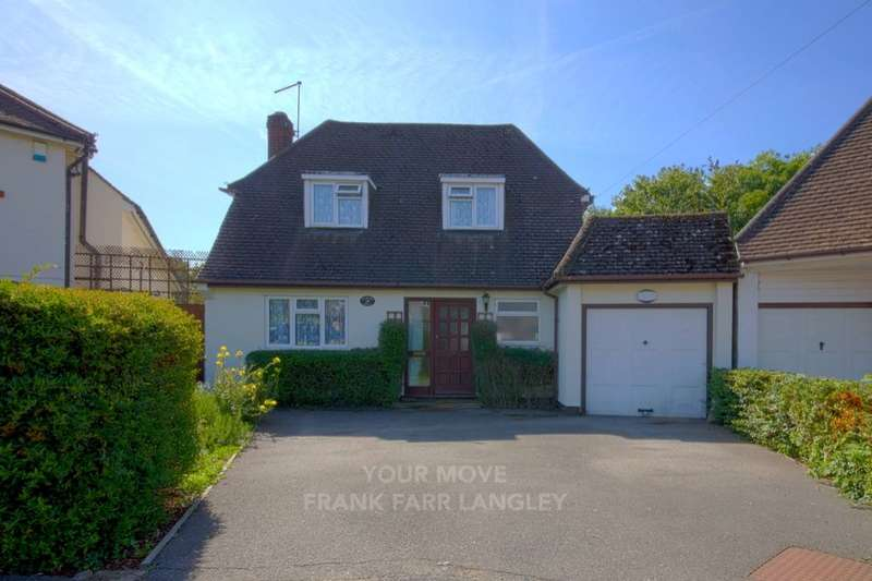 3 Bedrooms Detached House for sale in Mulberry Drive, Slough, SL3