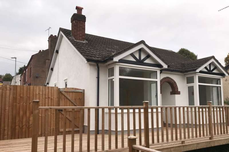 2 Bedrooms Detached Bungalow for sale in Amy Street, Crewe, CW2