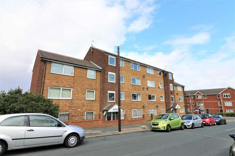 2 Bedrooms Flat for sale in Pickering Road, New Brighton, CH45 9LU