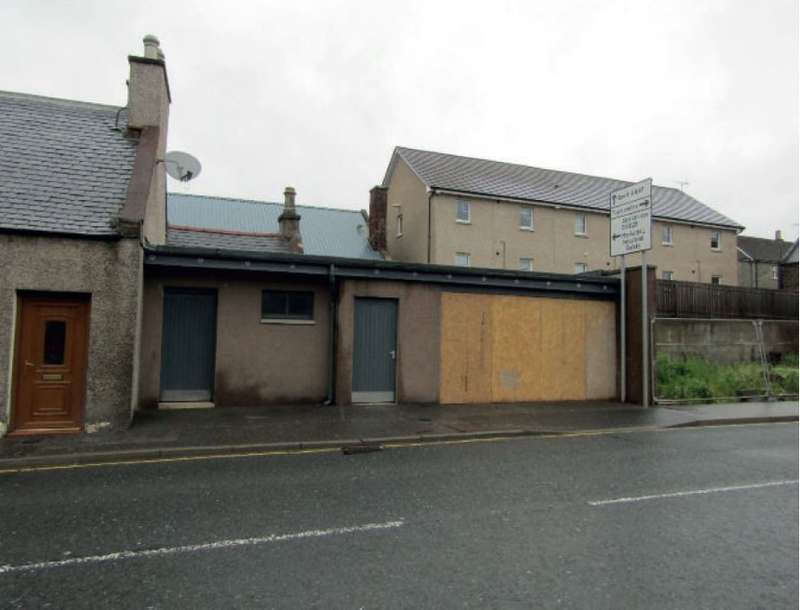 Commercial Property for sale in 15, Duff Street, Turriff, Aberdeenshire