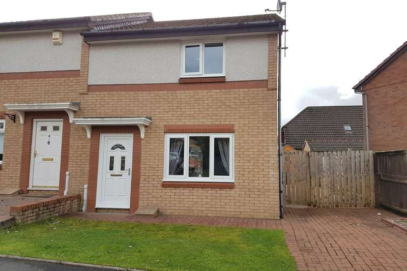 3 Bedrooms Semi Detached House for sale in Forest Park, Wishaw, ML2