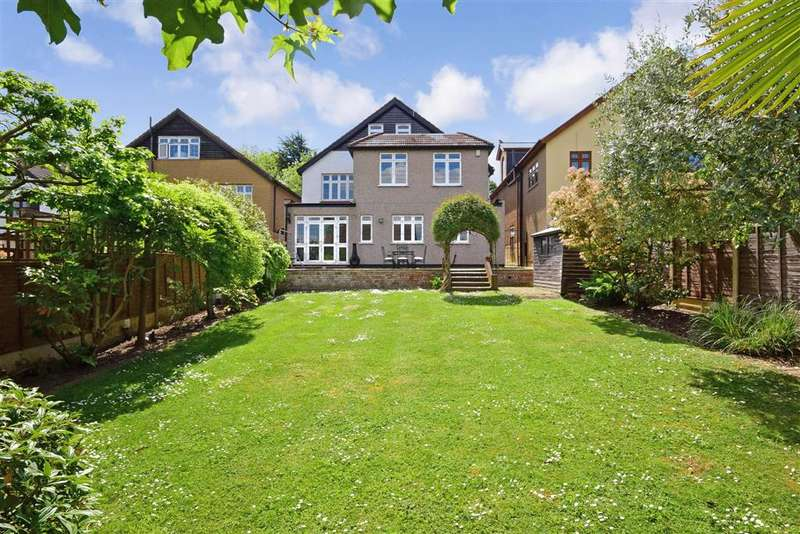 7 Bedrooms Detached House for sale in Manor Road, , Chigwell, Essex
