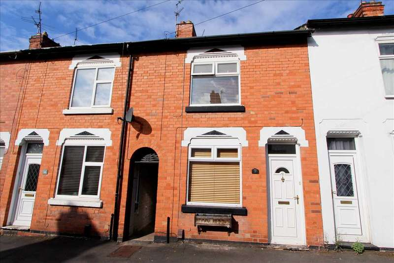 2 Bedrooms Terraced House for sale in Highfield Street, Anstey