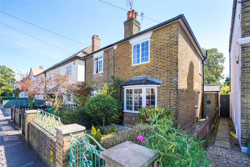 3 Bedrooms Semi Detached House for sale in Pemberton Road, East Molesey, Surrey, KT8
