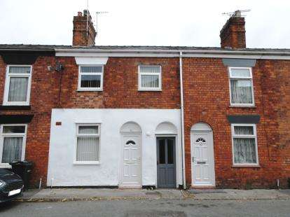 3 Bedrooms Terraced House for sale in Ledward Street, Winsford, Cheshire
