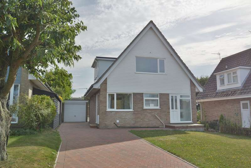 3 Bedrooms Detached House for sale in Haygate, Eye