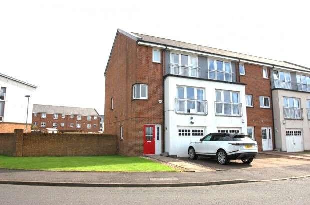 4 Bedrooms End Of Terrace House for sale in 57 Ellerslie Road, Yoker, G14