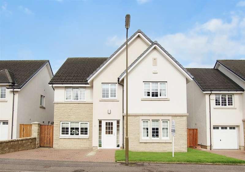 5 Bedrooms Detached House for sale in Galbraith Crescent, Larbert
