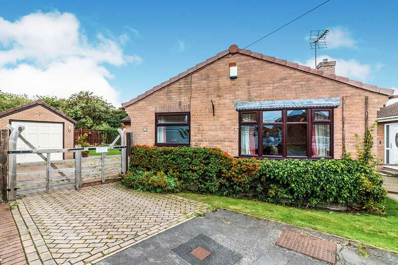 2 Bedrooms Detached Bungalow for sale in Elmdale Close, Swinton, Mexborough, South Yorkshire, S64
