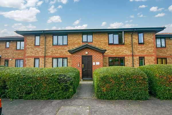 1 Bedroom Apartment Flat for sale in Kern Close, Maybush, Southampton, Hampshire, SO16