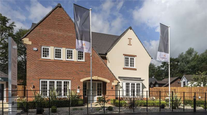 5 Bedrooms Detached House for sale in Moss Lea Park, Moss Lea, Bolton, BL1