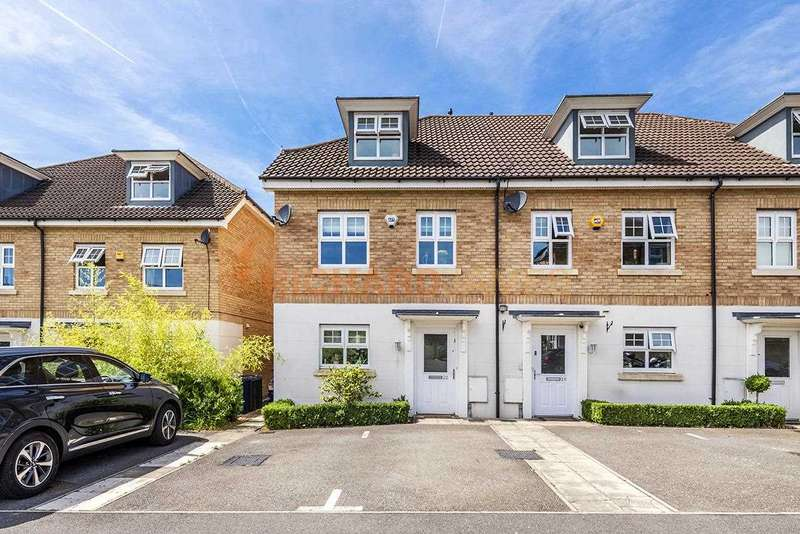 Property for sale in Bampton Drive, Mill Hill, NW7