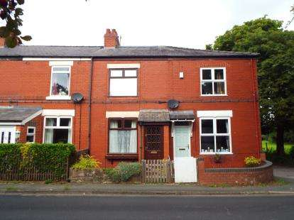 2 Bedrooms Terraced House for sale in Knutsford Road, Alderley Edge, Cheshire