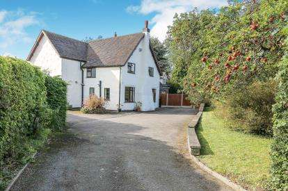 4 Bedrooms Detached House for sale in Dog Lane, Nether Whitacre, Warwickshire