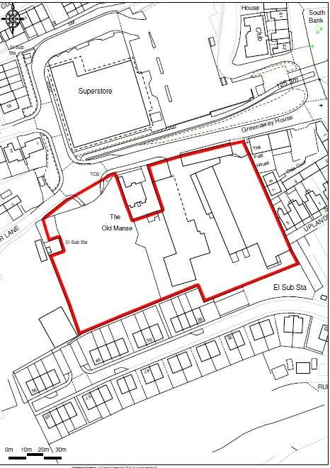 Land Commercial for sale in Buildings and Land Formerly Part Of, Cattle Market, Under Lane, Holsworthy, Devon, EX22