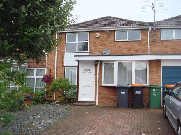 3 Bedrooms Terraced House for rent in Bideford Green, Linslade, Bedfordshire