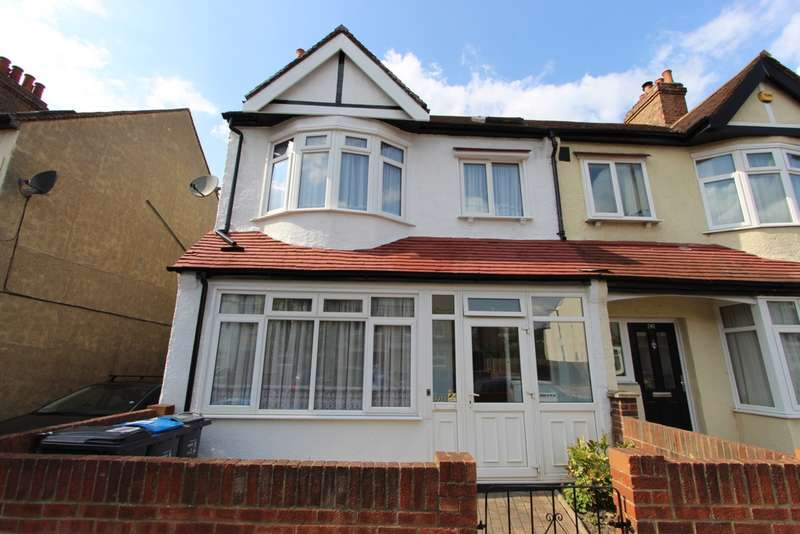 4 Bedrooms End Of Terrace House for sale in Morland Road, Addiscombe, CR0