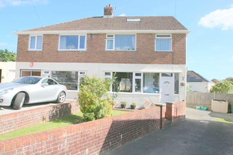 4 Bedrooms Semi Detached House for sale in Church Close, Woodford