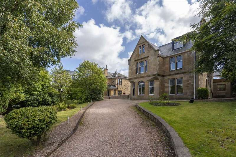 6 Bedrooms Detached House for sale in The Grange, High Station Road, Falkirk