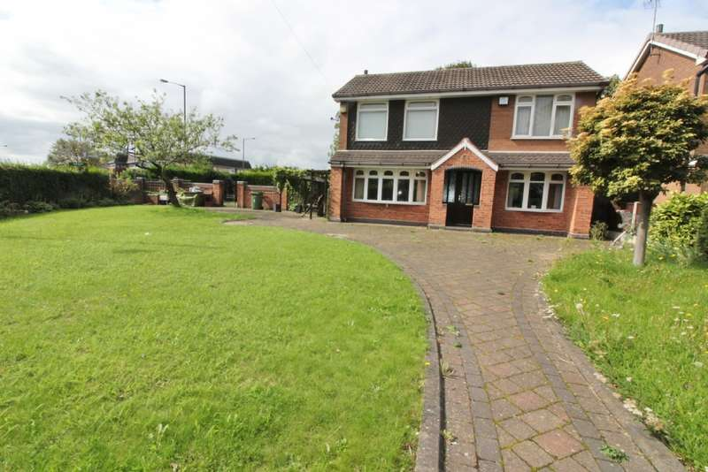 3 Bedrooms Detached House for sale in Sandbeds Rd, Willenhall
