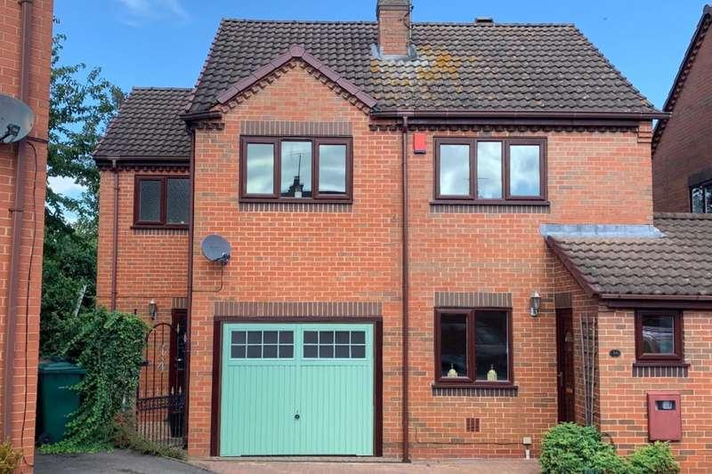 4 Bedrooms Detached House for sale in Saxon Grove, Willington, Derbyshire