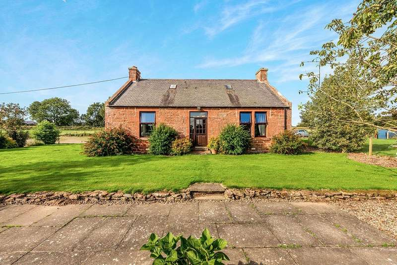 2 Bedrooms Detached Bungalow for sale in Careston, Brechin, Angus, DD9