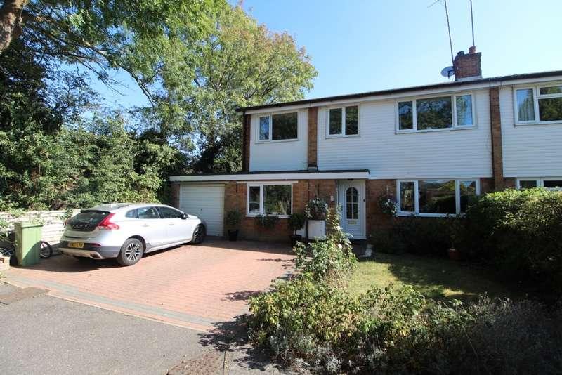 5 Bedrooms Semi Detached House for sale in Miles Close, Blakelands, Milton Keynes, Buckinghamshire
