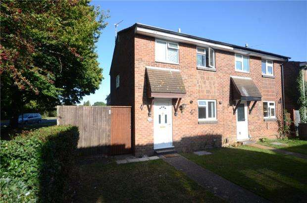 3 Bedrooms Semi Detached House for sale in Colliston Walk, Calcot, Reading