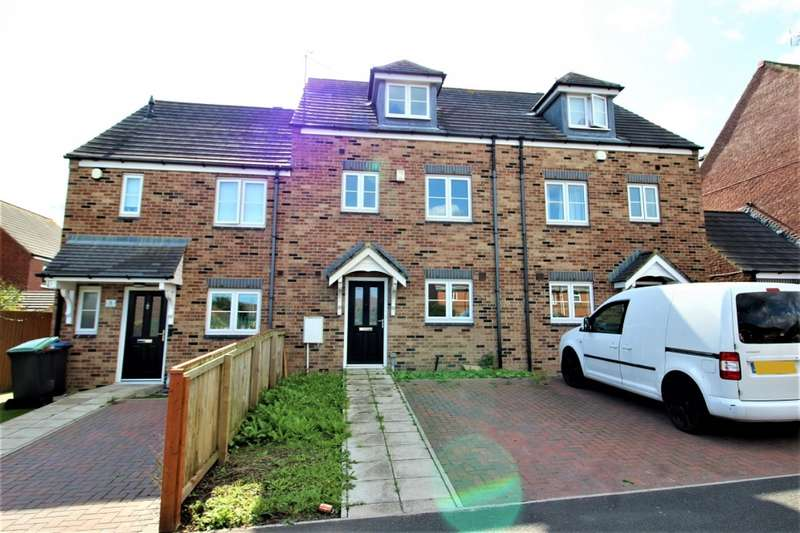 4 Bedrooms House for sale in Trinity Court, Seaham, County Durham, SR7