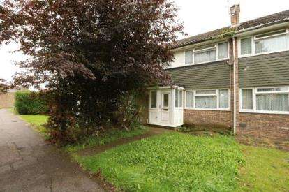 3 Bedrooms Terraced House for sale in Tiffany Close, Bletchley, Milton Keynes
