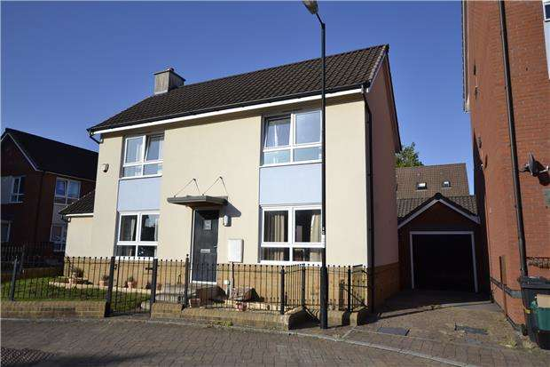 3 Bedrooms Detached House for sale in Norton Farm Road, Henbury, Bristol, BS10 7ER