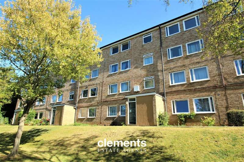 2 Bedrooms Flat for sale in Boxmoor, Hemel Hempstead