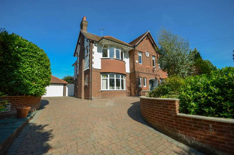 5 Bedrooms Detached House for sale in BROADWAY in Bramhall