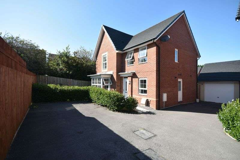 4 Bedrooms Property for sale in 49 St. Johns View, St Athan, CF762 4NZ