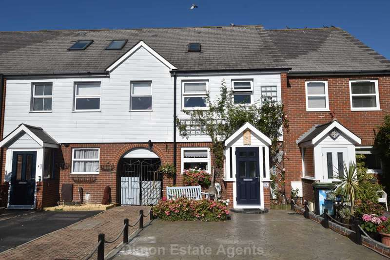3 Bedrooms Terraced House for sale in Priory Road, Hardway