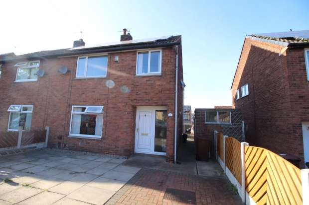 3 Bedrooms Semi Detached House for sale in Cypress Road, Normanton, West Yorkshire, WF6 1LJ