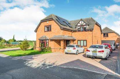 4 Bedrooms Detached House for sale in Gas Lane, Thorney, Peterborough, Cambridgeshire