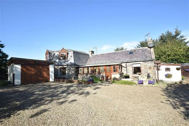 4 Bedrooms Detached House for sale in Scatterty Croft, Ordiquhill, Cornhill