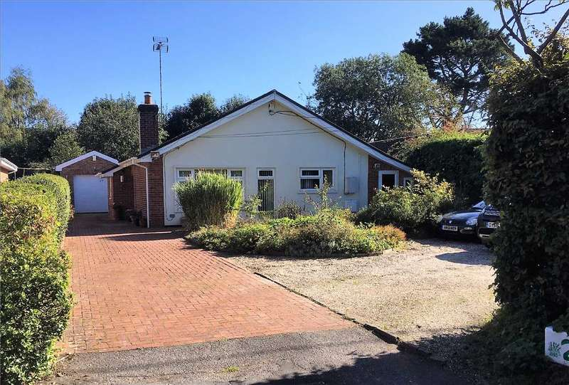 5 Bedrooms Bungalow for sale in Bloswood Lane, WHITCHURCH
